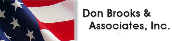 Quality income tax preparation service by Don Brooks Associates, Inc.